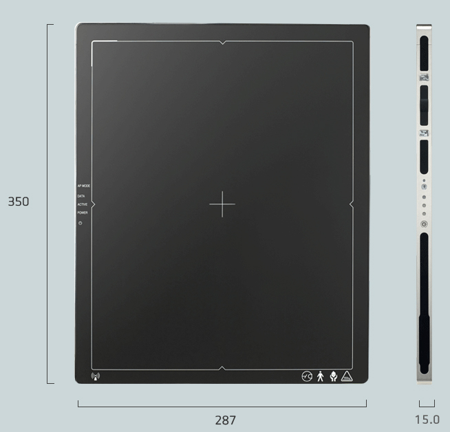 Capteur plan wifi refleX 24x30
