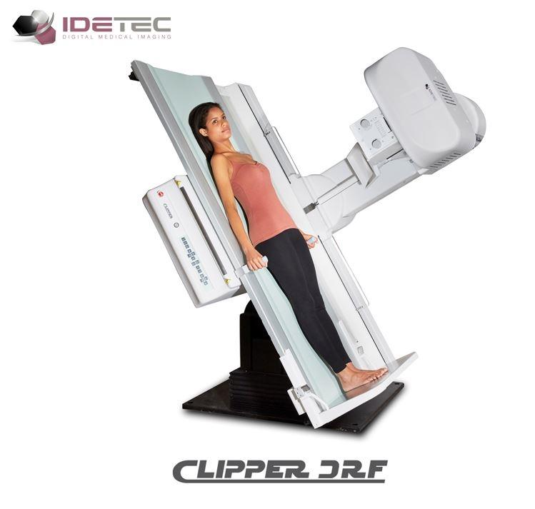 Salle radiocommandée Clipper DRF Idetec